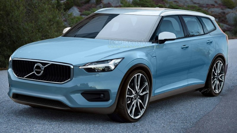 2021 volvo v40 overview: a hot crossover with electric
