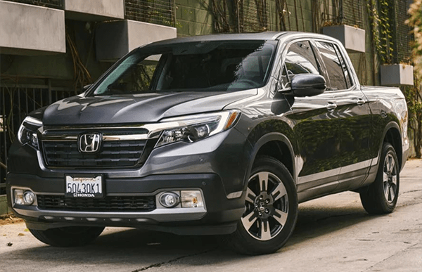 2021 Honda Ridgeline Refresh and Changes