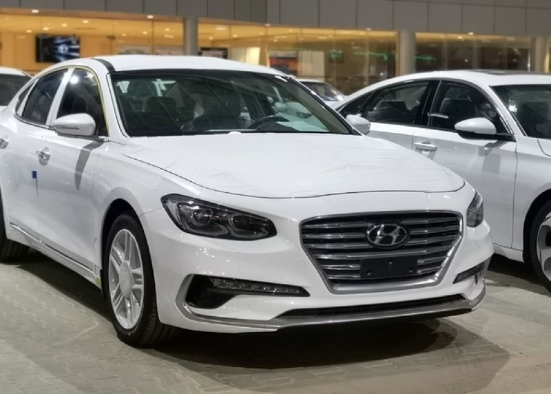 2021 Hyundai Azera Price and Availability in USA