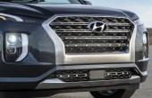 2021 Hyundai Palisade Front Angle