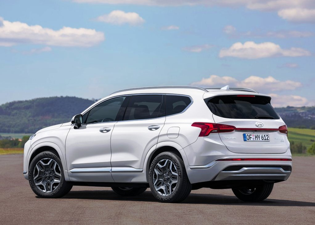 2021 Hyundai Santa Fe New generations