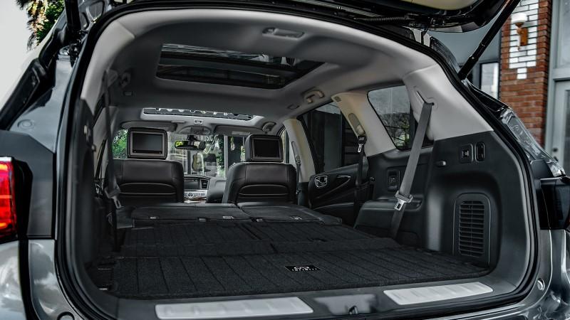 2021 infiniti qx60 redesign interior price  release