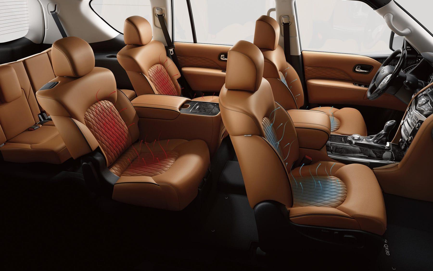 2021 Infiniti QX80 7 Seater SUV