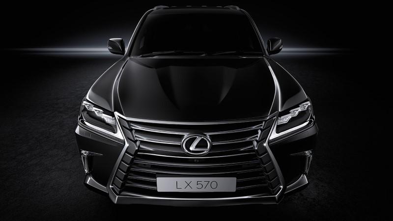 2021 Lexus LX 570 Release Date & Price
