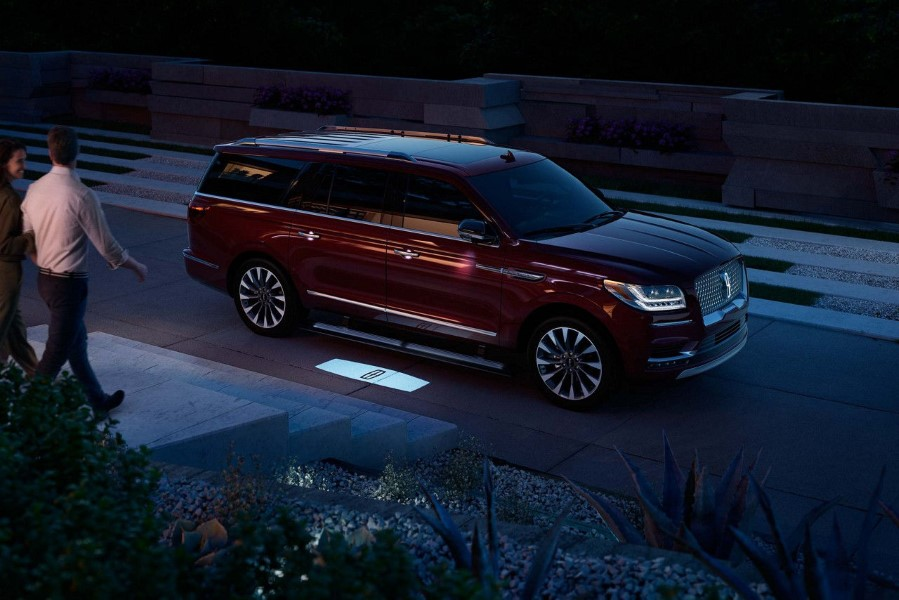 2021 Lincoln Navigator Black Label Redesign