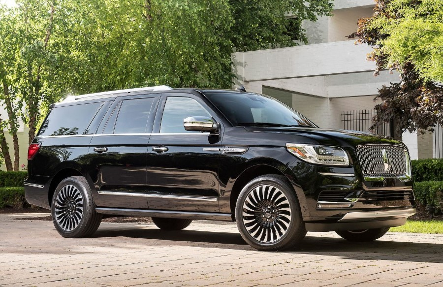 2021 Lincoln Navigator Price and Availability