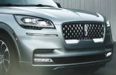 2021 lincoln Aviator Redesign Exterior With New Headlamps