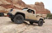 2020 Jeep Comanche New Model