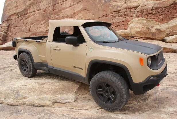 2020 Jeep Comanche Specs