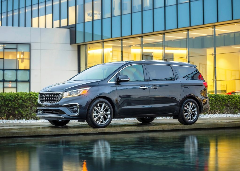2020 Kia Carnival Redesign & Changes