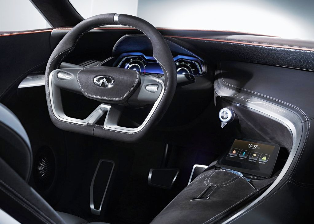 2021 Infiniti Q80 Inspirations Interior features with Autonomous