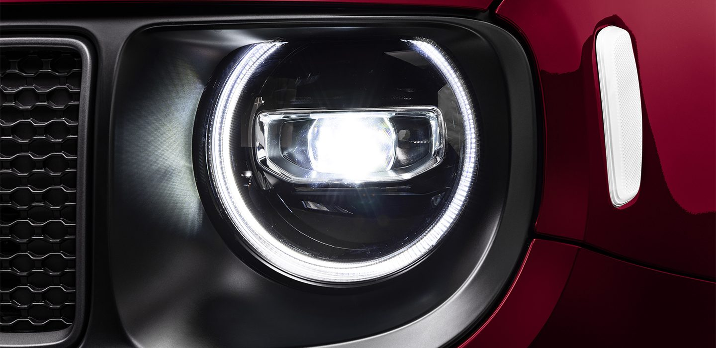 2021 Jeep Renegade New Headlight