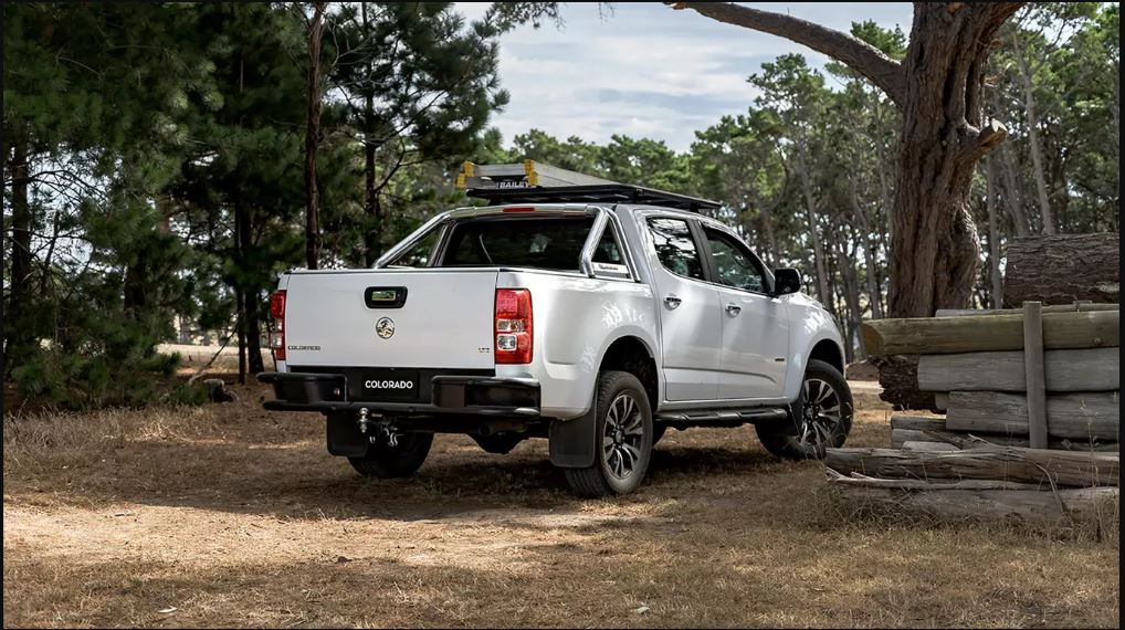 2021 GMC Colorado Truck Review