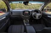 2021 Holden Colorado Interior Images