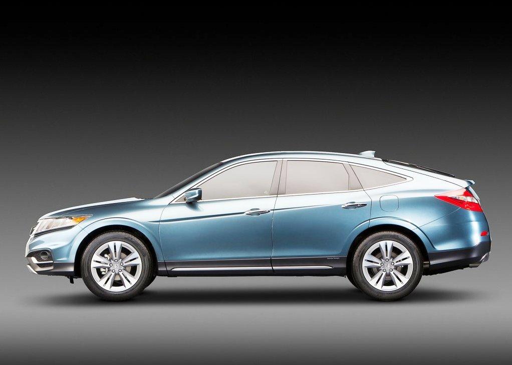 2021 Honda Crosstour Concept Design