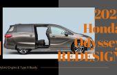 2021 Honda Odyssey Hybrid Engine Specs