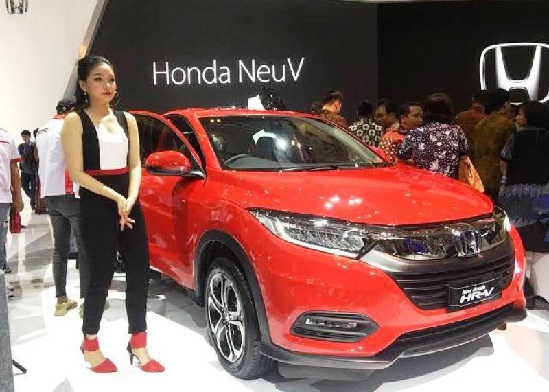 2021 Honda Vezel Premiere Debut