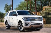 2021 Ford Expedition White Colors