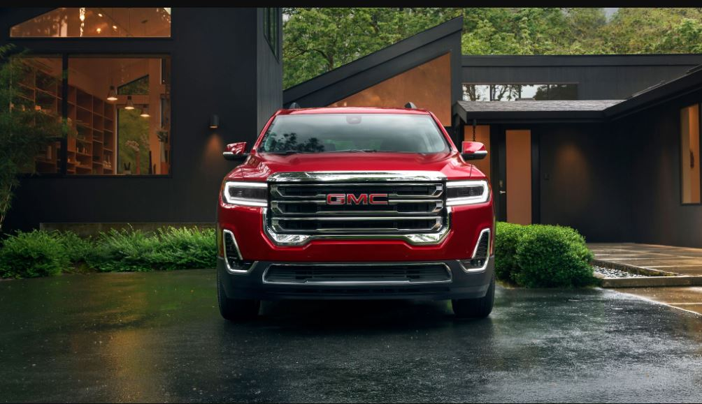 2021 GMC Acadia Price and Lease Deals