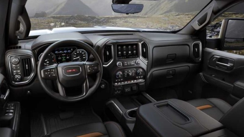 2021 GMC Envoy Interior Images based on Rumors