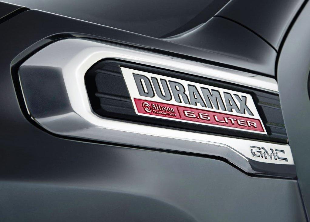 2021 GMC Sierra 2500HD Duramax Diesel Engine Specs