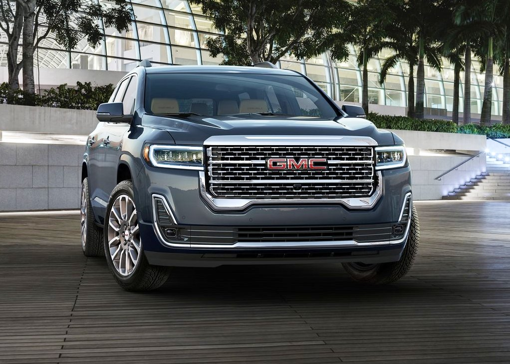 2022 GMC Jimmy Concept Exterior Design