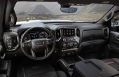 2022 GMC Jimmy Interior Example based on New Sierra HD