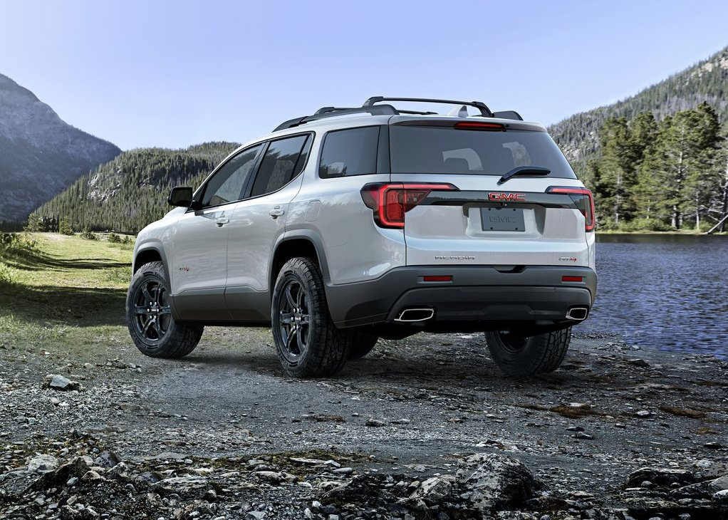 2022 GMC Jimmy Pictures based On Terrain 2020