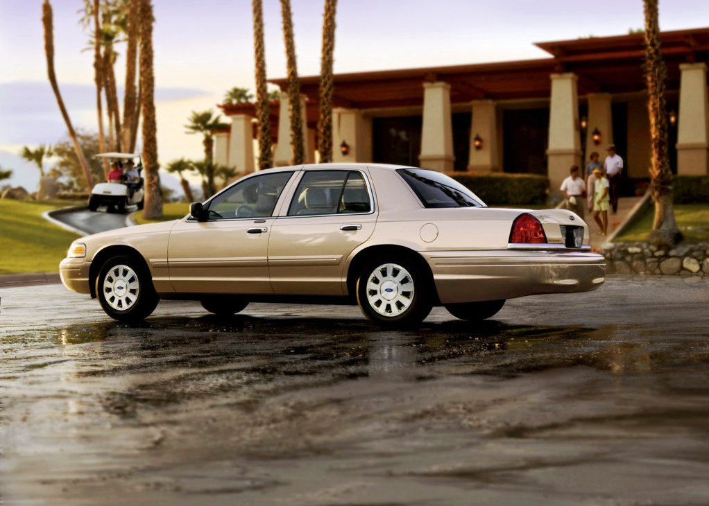Buy Classic Ford Crown Victoria in 2021