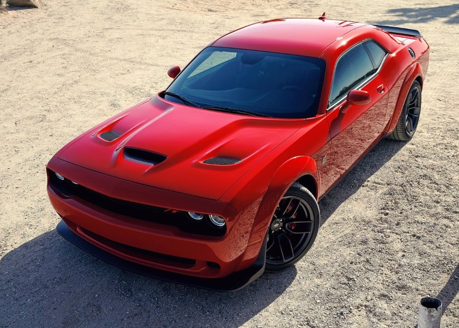 2021 Dodge Challenger Changes