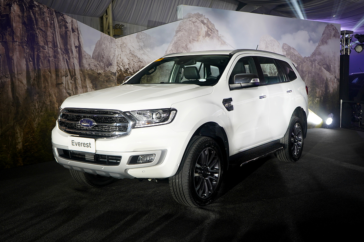 2021 Ford Everest Release Date