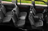 2021 Ford Flex Interior 6 Passenger Capacity