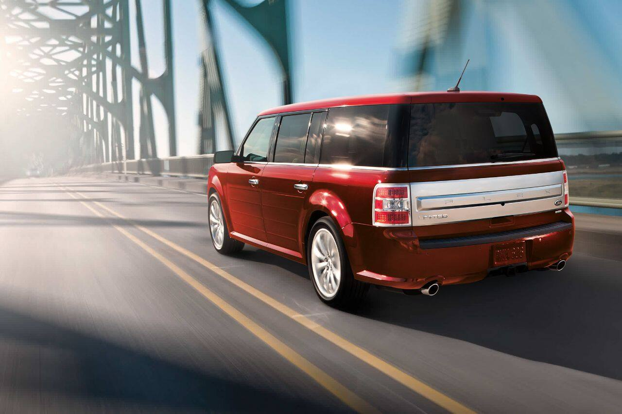 2021 Ford Flex Limited Review