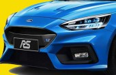 2021 Ford Focus RS Changes Exterior