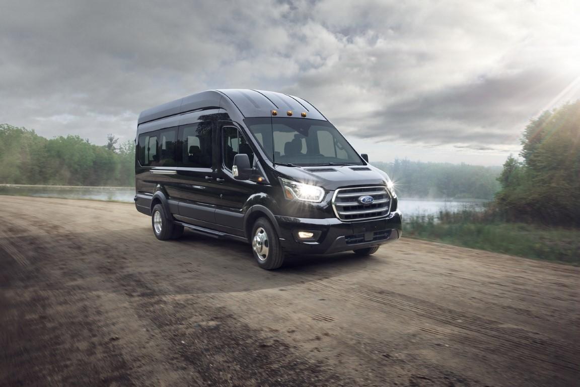 2021 Ford Transit 12 Passenger Fuel Economy