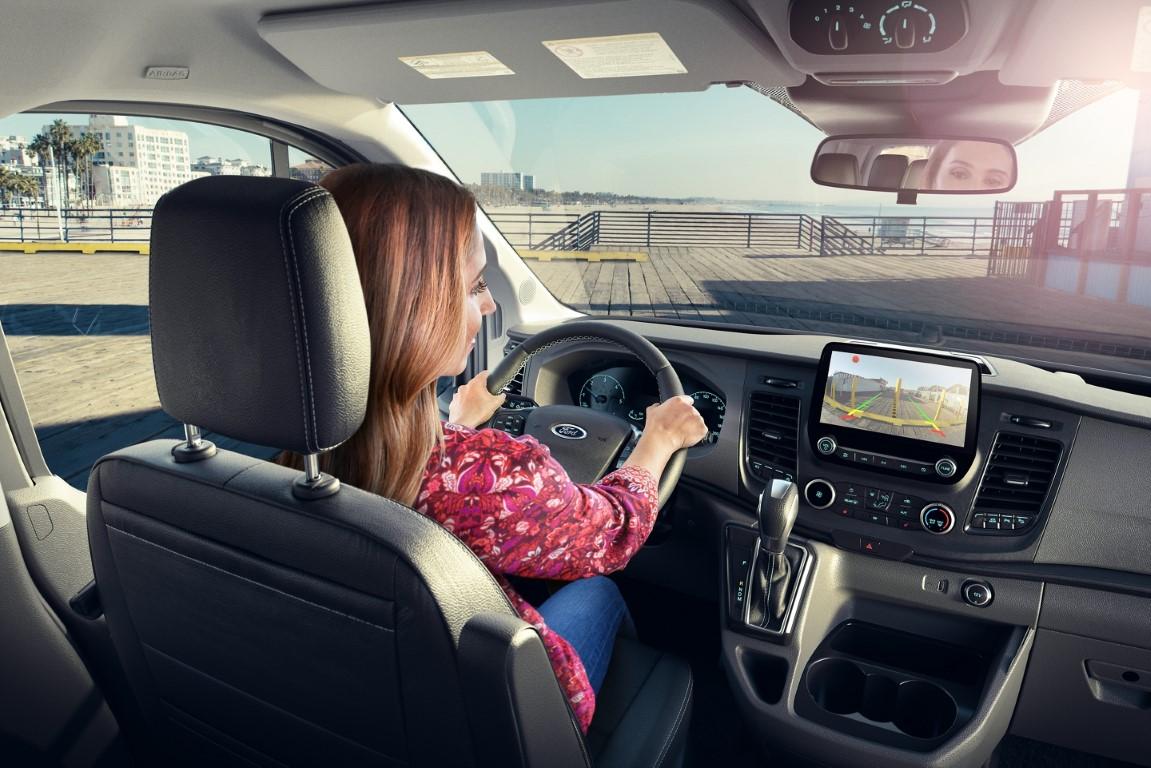 2021 Ford Transit 12 Passenger Interior