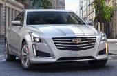 2021 Cadillac CTS-V Exterior Changes