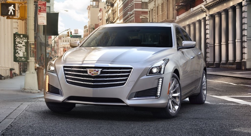 2021 Cadillac CTS-V Price & Availability