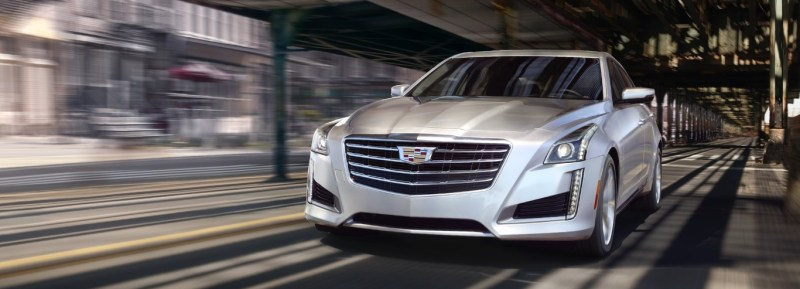 2021 Cadillac CTS-V Release Date