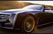 2021 Cadillac Ciel Concept