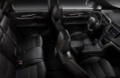 2021 Cadillac XT5 Interior Seating Capacity