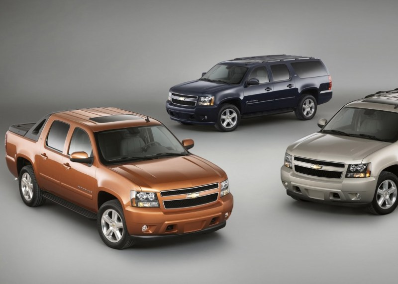 2021 Chevrolet Avalanche Configurations & Colors