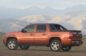 2021 Chevy Avalanche Gas Mileage and Towing Capacity