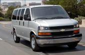 2021 Chevy Express Passenger Van Release Date