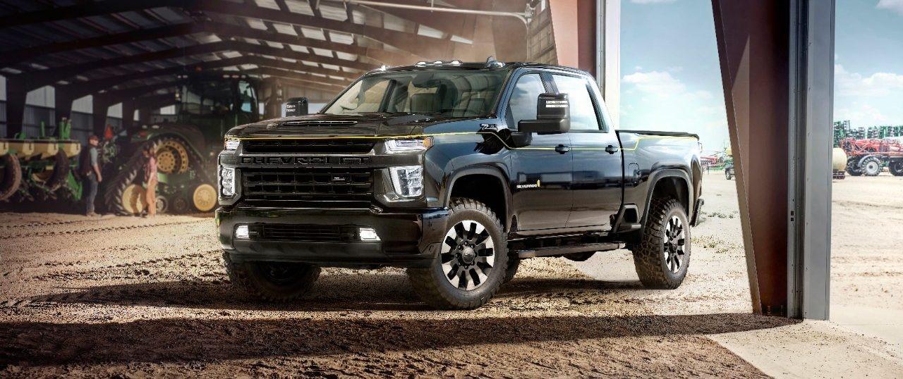 2021 Chevy Silverado Truck Price & Release Date