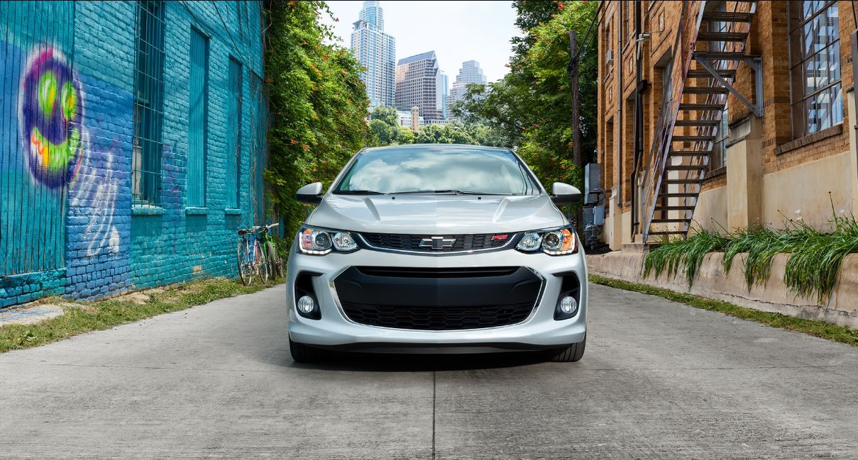 2021 chevy sonic redesign specs price  release date