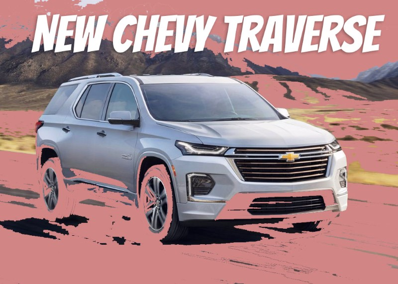 2021 Chevy Traverse Release Date & Price