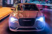 2021 Chrysler 300 Headlamp Night Look