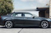 2021 Chrysler 300 Sedan Dimensions