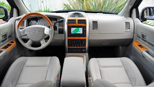 2021 Chrysler Aspen Interior
